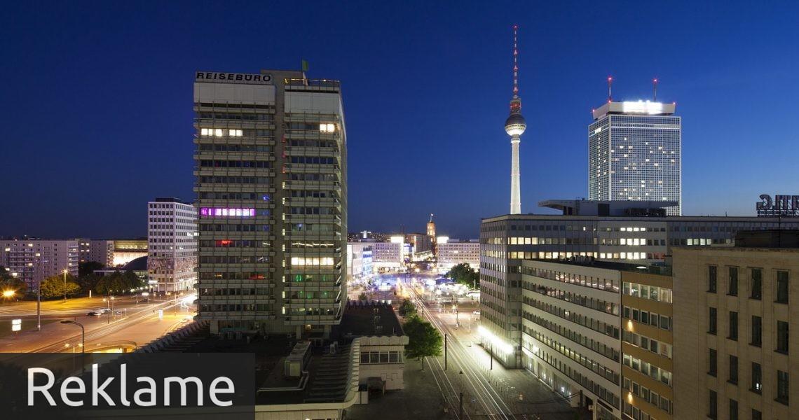 bedste hotel berlin