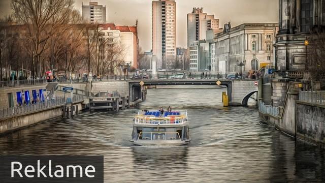 berlin bådtur